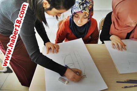 Proje Anadolu İmam Hatip Lisesinde Yetenekleri ortaya çıkartıyorl