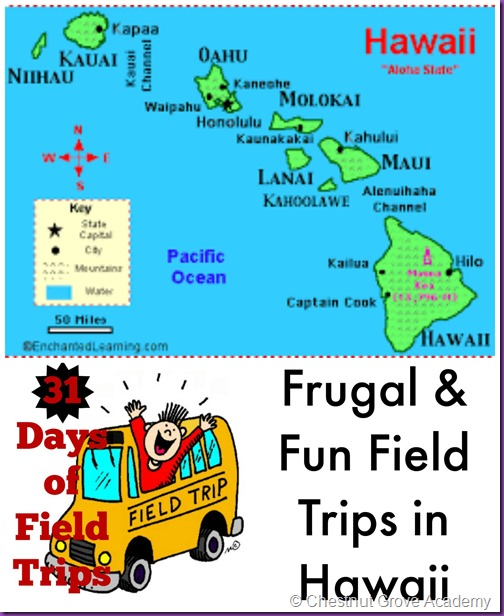 Hawaii field trips