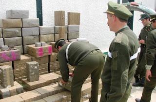 Un réseau international de drogue tombe