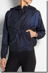 Nike T2 hooded shell jacket