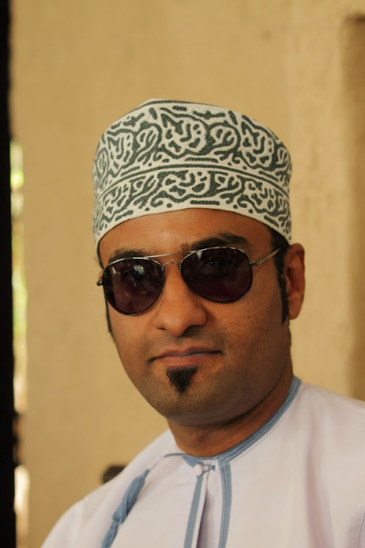 Naser - Stylish Omani Man