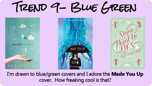 Blue Green 3 books