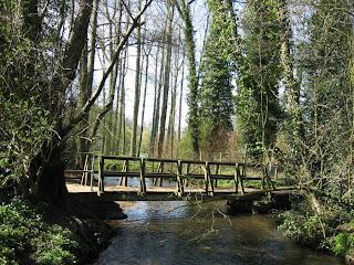 bridge over river way