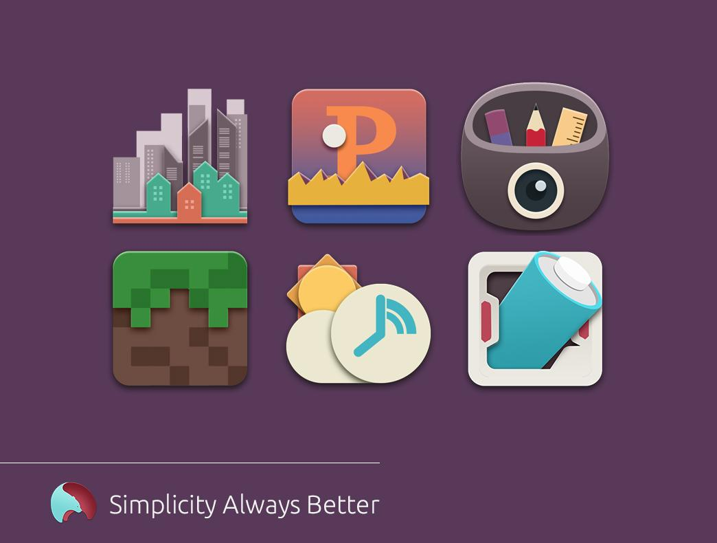 ANTIMO ICON PACK Screenshot 5