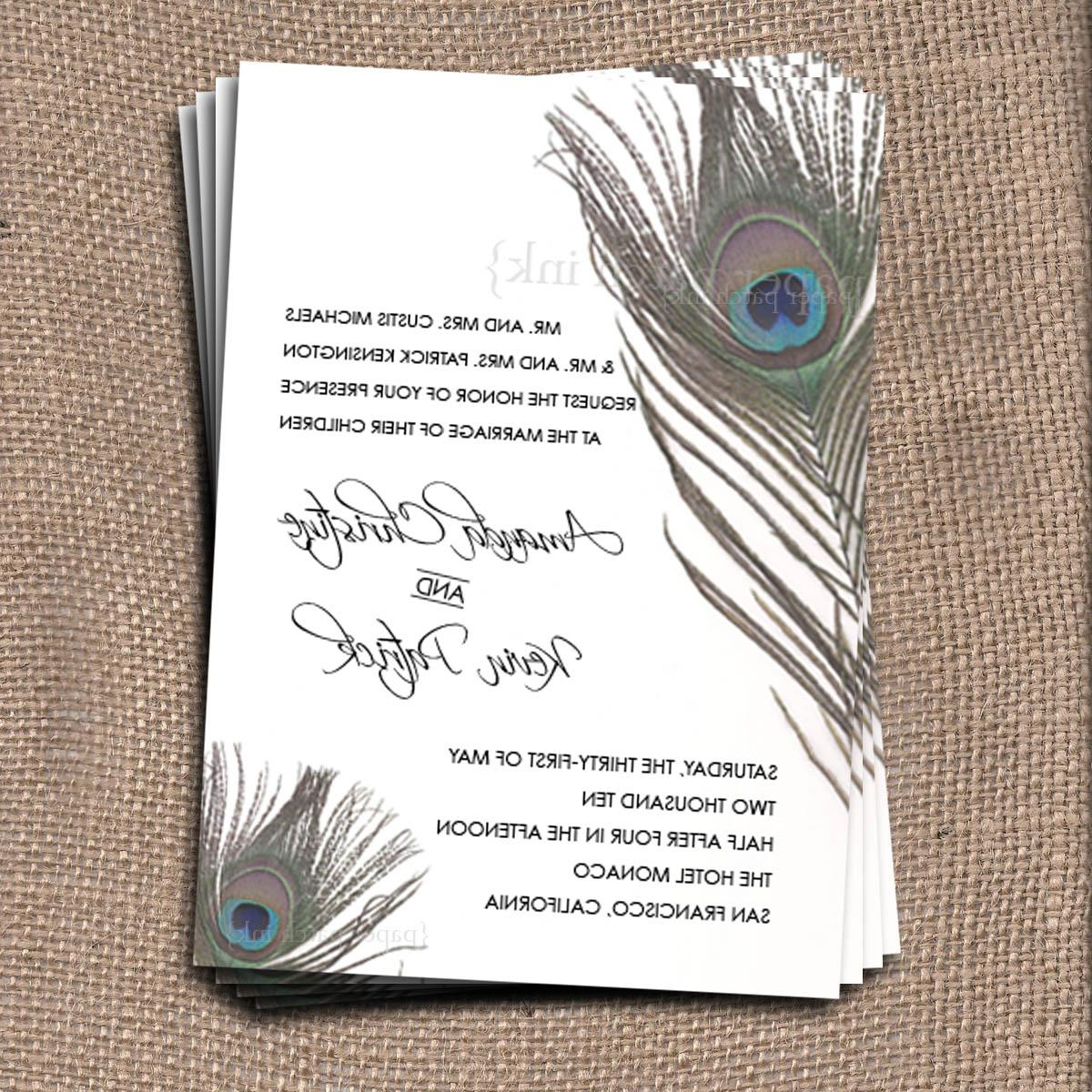 invitation wording wedding