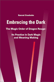 Cover of Kennet Granholm's Book Embracing The Dark