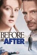 Lòng Tin Và Sự Dối Trá - Before And After poster