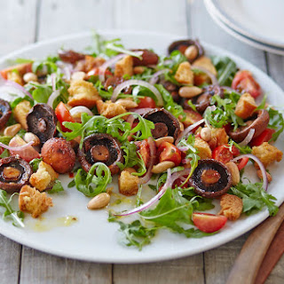 Marinated Mushroom Tomato Salad Recipes