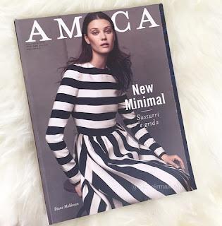 AMICA MAGAZINE agosto