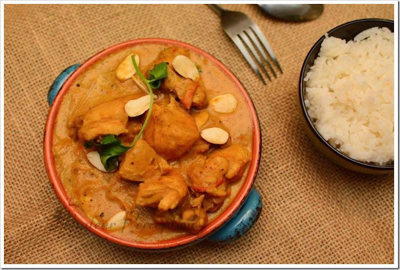 Chicken Moghalai Korma 1