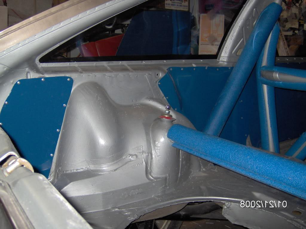 drag car  thumpergtivw