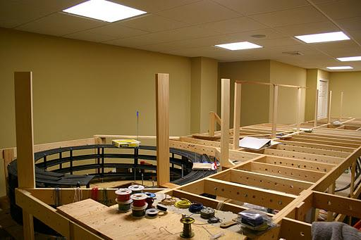 Backdrop Construction