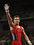 Sam Mikulak says hi
