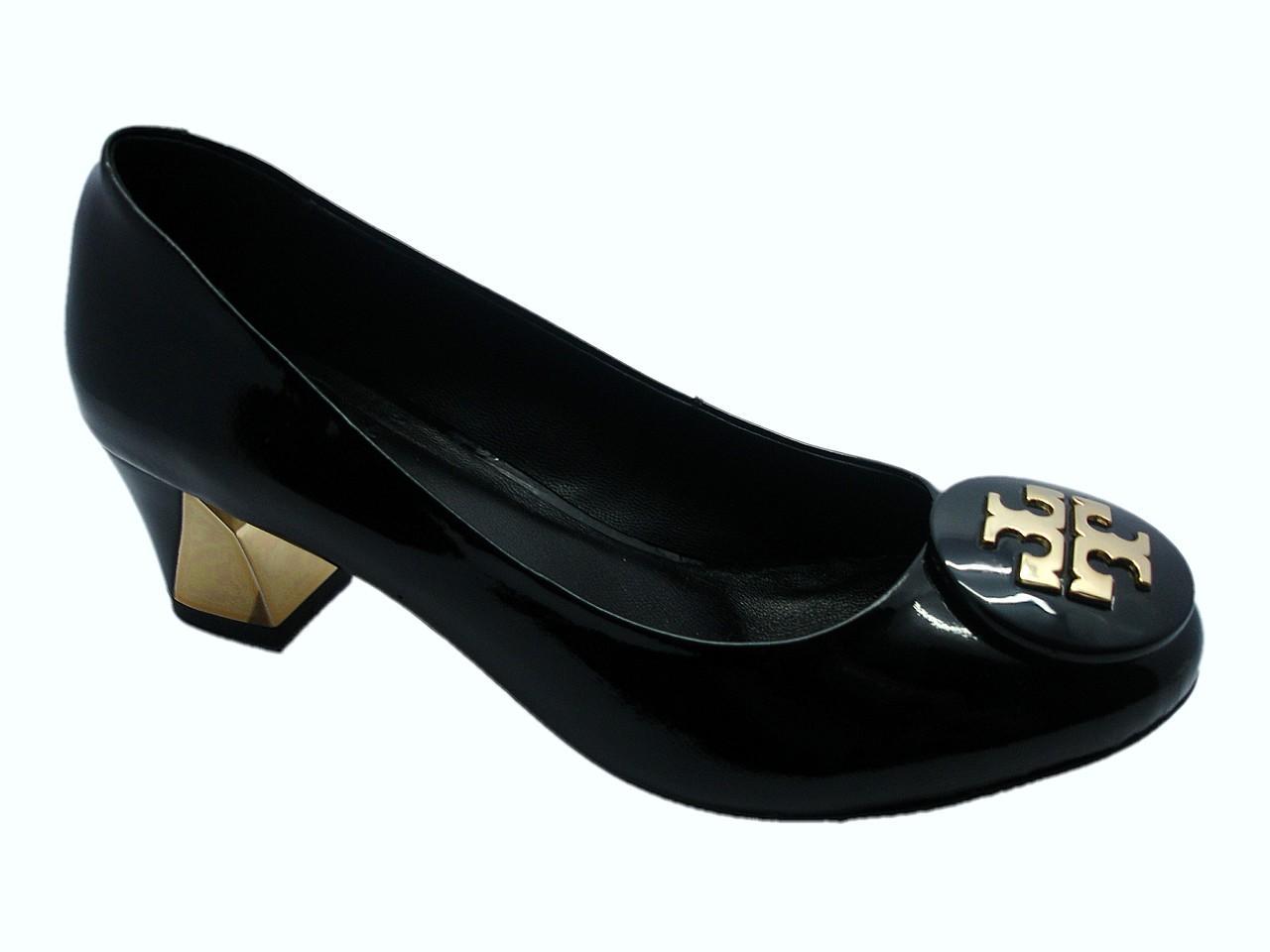 Tory Burch Heel Shoes Black