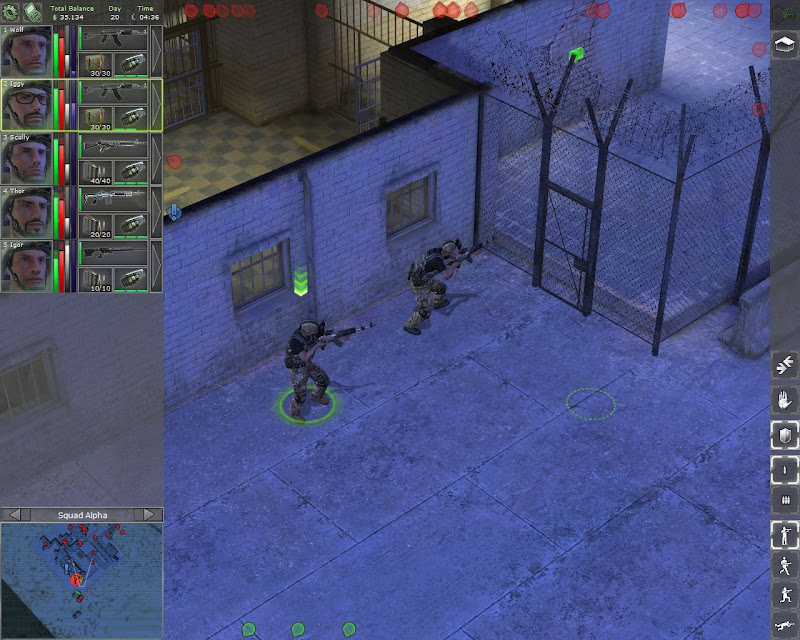 Jagged alliance back in action читы 113g