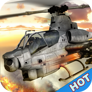 Gunship Helicopter:Air battle v1.0 [Mod Money]