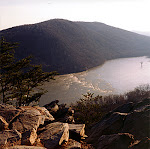 Weverton Cliffs in Maryland, by the Potomac River.