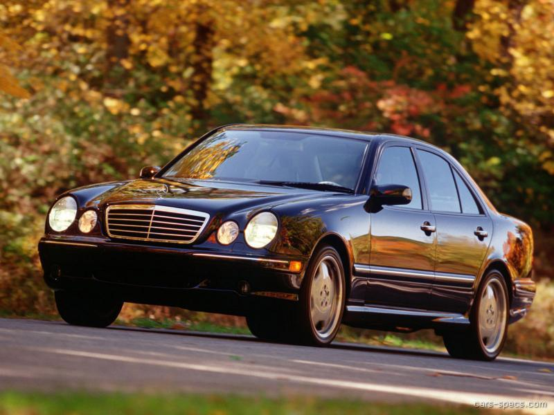 2001 mercedes benz e class e55 amg specifications. Black Bedroom Furniture Sets. Home Design Ideas