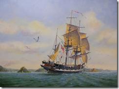 kapal HMS Beagle