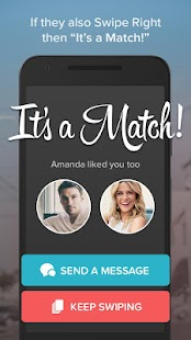 Tinder APK for Bluestacks