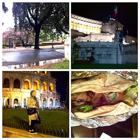 villa borghese, park, puisto, trees, green, colosseo, colosseu, blogger, turist, tourist, travel, matkustaa, sights, nähtävyydet, italia, italy, rooma, rome, travel, matkat, vittoriano, kebab, italian kebab, italialainen kebeb, ranskalaiset, french fries,