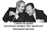 Falcone Borsellino contro la mafia