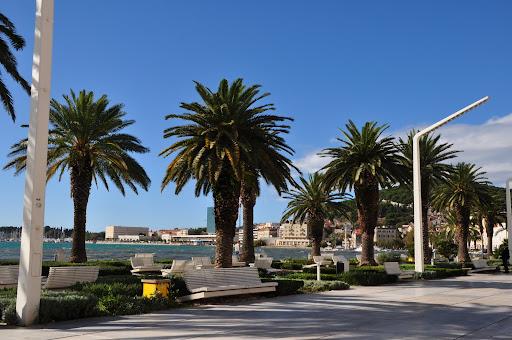 Riva (main promenade by the Adriatic Sea)