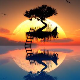 Iridium Tree by Lux Aeterna - Illustration People