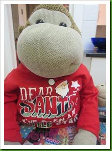 Baby Santa top Primark