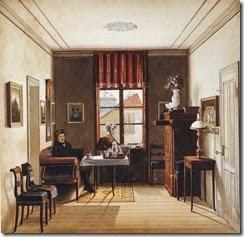 Gropius-Sitting room