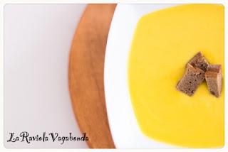 crema di zucca (ricetta base secondo montersino)
