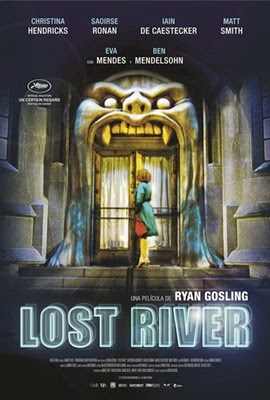 Poster Lost River