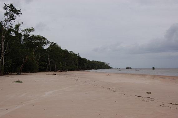 Praia do Machadinho - Colares, Parà