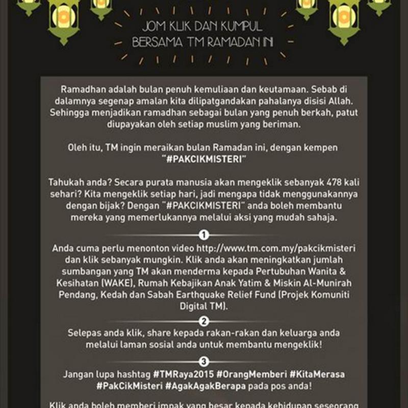Jom Klik Dan Kumpul Bersama TM Ramadan Ini !
