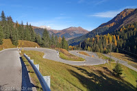 Passo Pordoi (2239m), Ostrampe.