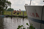Sommervergnügen bei Neu Helgoland (Worpswede)