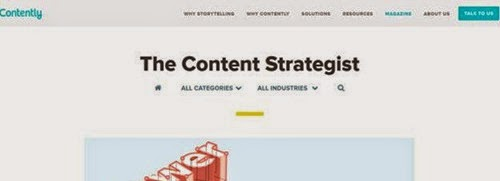 Contently Content Strategist