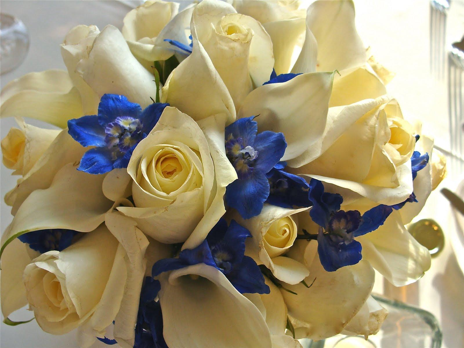 title Bridal bouquet by