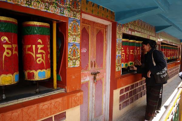 тибетский буддистский храм