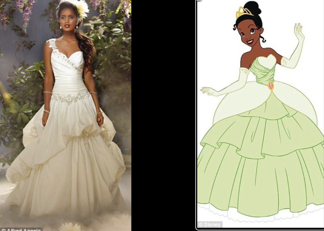 disney wedding dress belle