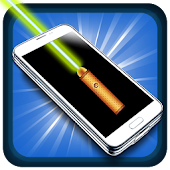 Advance Laser Simulator Joke APK for Bluestacks