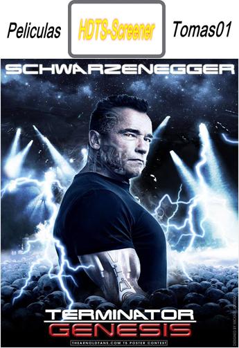 Terminator 5: Génesis (2015) [HDTS-Screener/Castellano]
