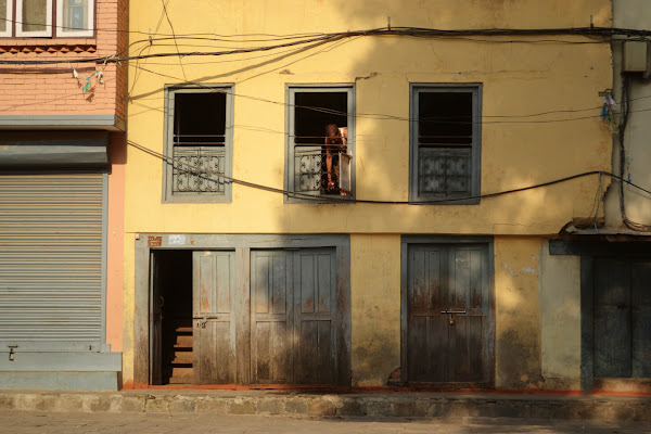 архитектура даия улочки тамель