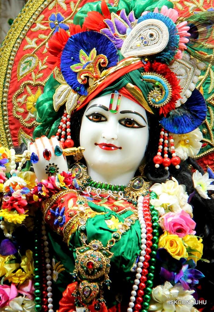 ISKCON Juhu Sringar Deity Darshan 09 Feb 16 (19)