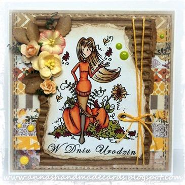 Anna - patchwork
