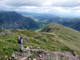 Jo looks back on our efforts from Langdale