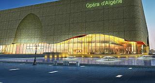 Visite guidée : Découvrez le nouvel Opéra d'Algérie