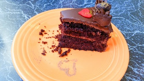 Chocolate Cake from Cheeze Factory
