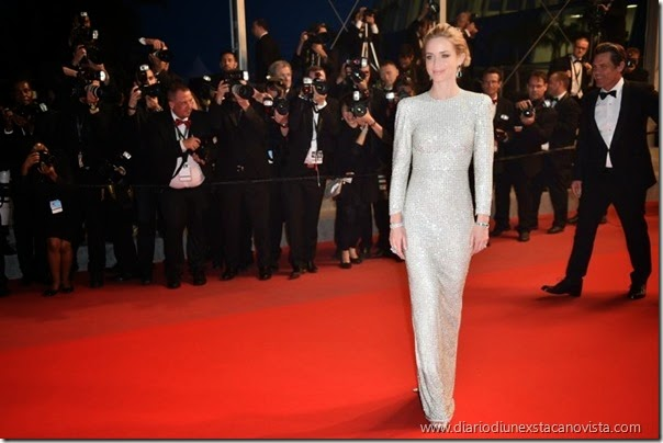 Emily Blunt in Stella McCartney