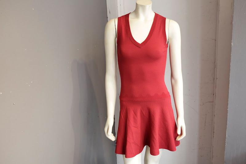 Sandro Drop Waist Dress